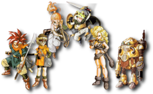 Chrono Trigger PNG Transparent Picture PNG icon