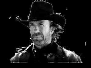 Chuck Norris PNG Pic PNG Clip art