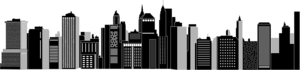 Cityscape PNG File PNG Clip art