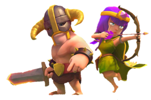 Clash of Clans PNG File PNG clipart