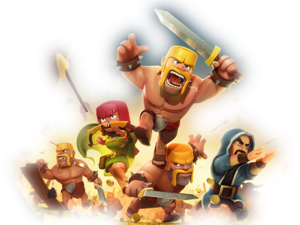 Clash of Clans PNG Image PNG Clip art