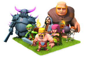 Clash of Clans PNG Picture PNG Clip art