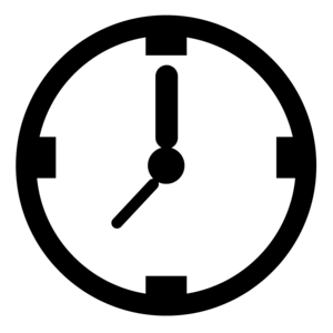 Clock Background PNG PNG icons