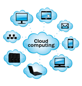 Cloud Computing PNG Clipart PNG icon