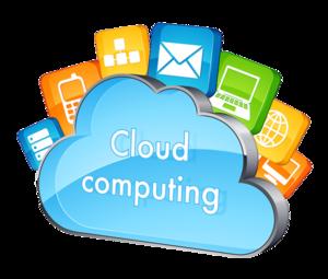 Cloud Computing PNG File PNG Clip art
