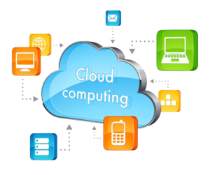 Cloud Computing Transparent Background PNG Clip art