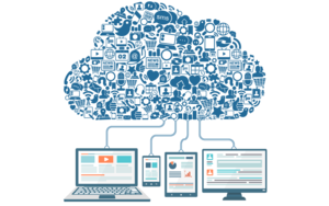 Cloud Hosting PNG Image PNG icon