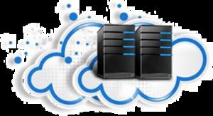 Cloud Hosting Transparent Background PNG Clip art