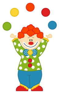 Clown Transparent PNG PNG Clip art