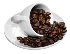Coffee Beans Cup PNG Clip art