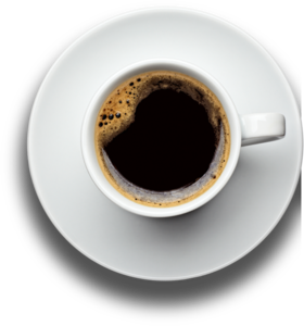 Coffee Mug Top Transparent Background PNG Clip art