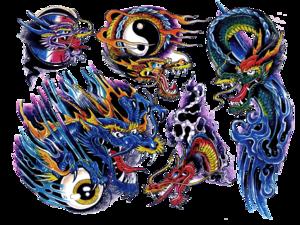 Color Tattoo PNG Clipart PNG Clip art