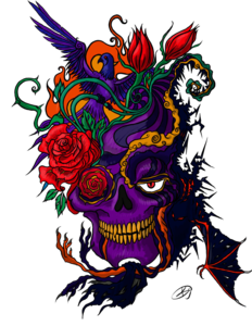 Color Tattoo PNG Image PNG Clip art