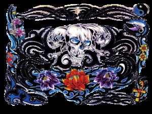 Color Tattoo PNG Transparent Image PNG Clip art