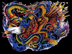 Color Tattoo Transparent PNG PNG Clip art