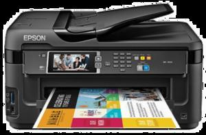 Colored Printer PNG Pic PNG Clip art