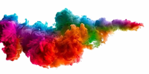 Colorful Smoke PNG File PNG Clip art