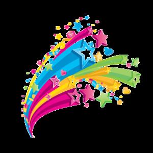 Colorful Transparent PNG PNG Clip art