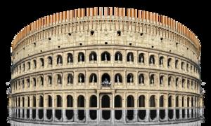 Colosseum Transparent Background PNG Clip art