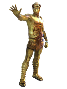 Colossus of Rhodes PNG Image PNG Clip art