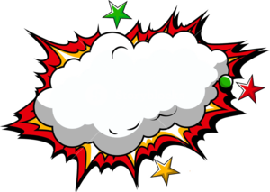Comic Transparent Background PNG Clip art