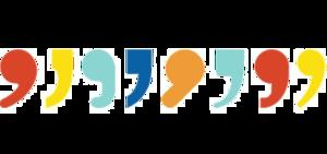 Comma PNG Image PNG Clip art