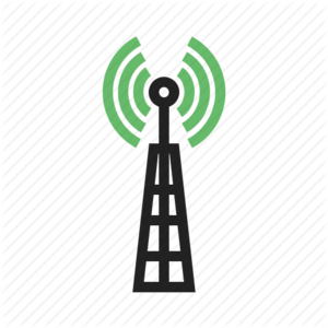 Communication Tower PNG Image PNG Clip art