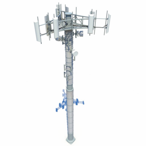 Communication Tower PNG Transparent Image PNG clipart