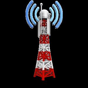 Communication Tower Transparent Images PNG PNG Clip art