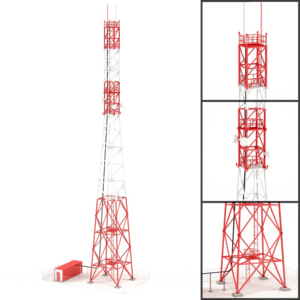 Communication Tower Transparent PNG PNG Clip art