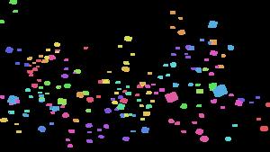 Confetti PNG Transparent PNG Clip art