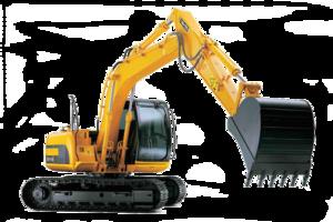Construction Machine PNG File PNG Clip art