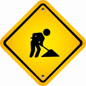 Construction Sign PNG File PNG Clip art