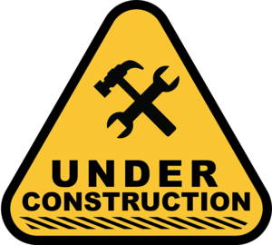 Construction Sign PNG Free Download PNG Clip art