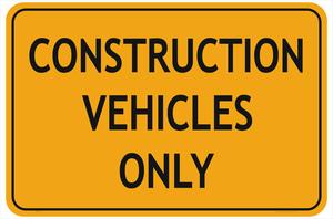 Construction Sign Transparent Background PNG Clip art