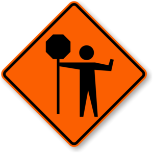 Construction Sign Transparent PNG PNG Clip art