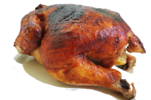 Cooked Chicken PNG File PNG image