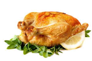 Cooked Chicken PNG Image PNG icons