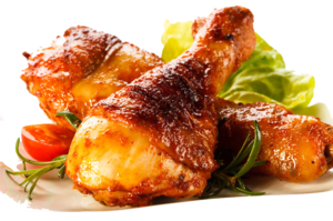 Cooked Chicken PNG Transparent Image PNG icon
