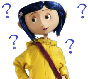 Coraline PNG Transparent Photo PNG Clip art