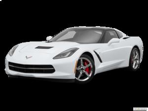 Corvette Car Transparent Background PNG Clip art