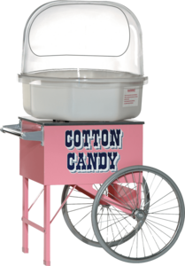Cotton Candy Machine PNG Transparent Image PNG Clip art