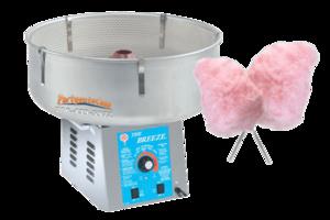 Cotton Candy Machine Transparent PNG PNG Clip art