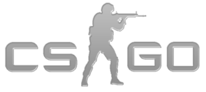 Counter Strike Logo PNG Pic PNG Clip art