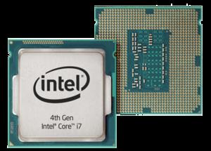 CPU Processor Transparent Background PNG Clip art