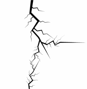 Crack PNG Transparent Image PNG Clip art