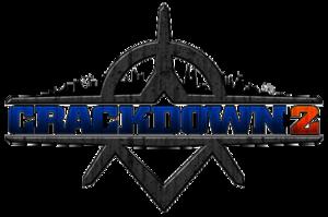 Crackdown Logo PNG File PNG Clip art