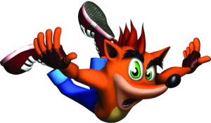 Crash Bandicoot PNG File PNG Clip art