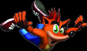 Crash Bandicoot PNG File PNG Clip art