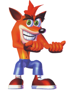 Crash Bandicoot PNG Free Download PNG Clip art